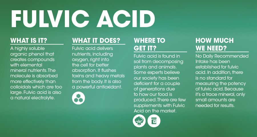 fulvic-acid for stronger hair